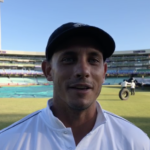 Watch: Vaughn van Jaarsveld on his 138