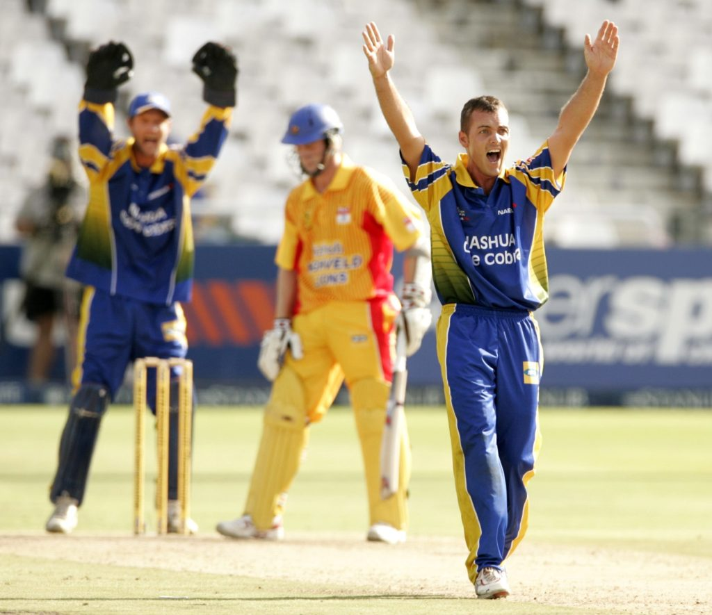 Ex-Cape Cobras cricketer fighting brain tumour