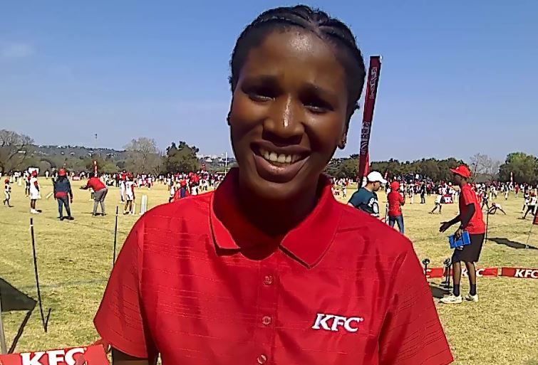 KFC Mini-Cricket kids join the Proteas on Tour