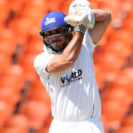 Ton for Bedingham on day two of USSA Week