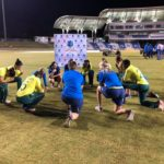 Proteas Women level T20I series