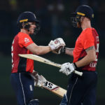 England stroll home in Kandy