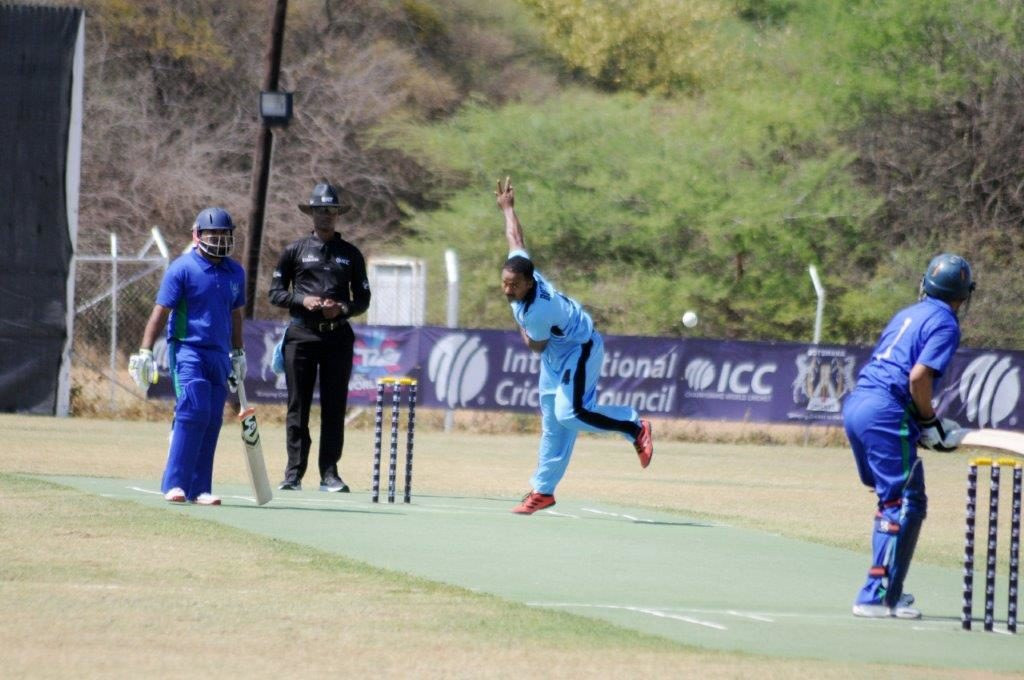 Last ball thriller between Malawi, Lesotho