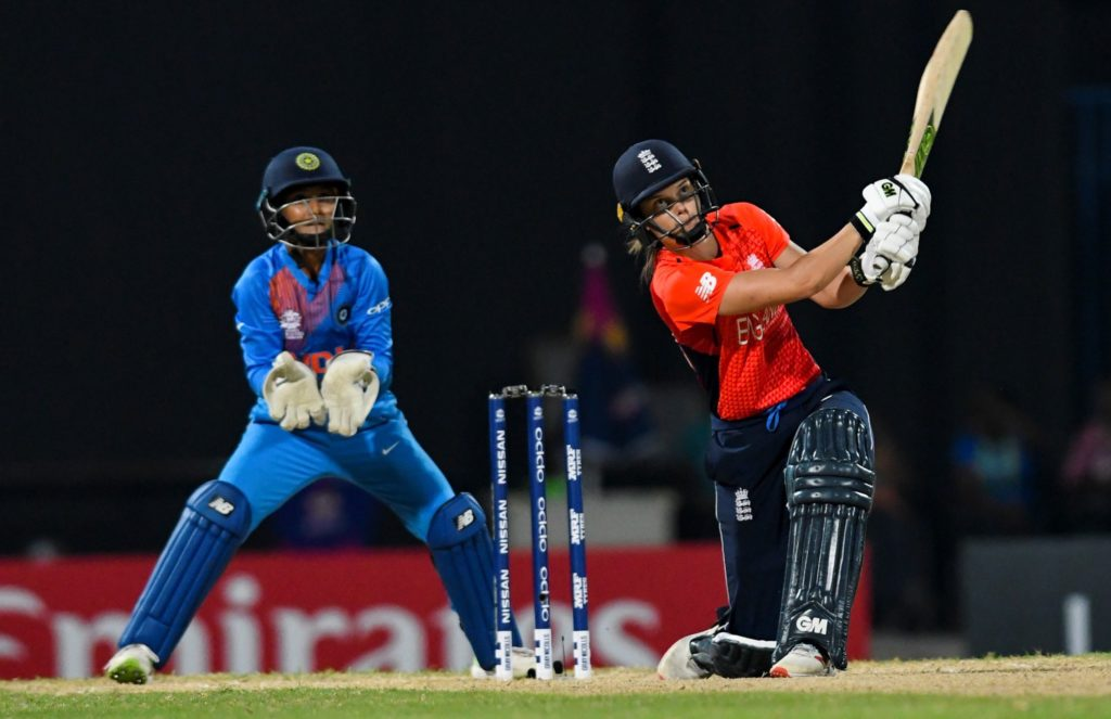 Jones, Sciver blast England into final