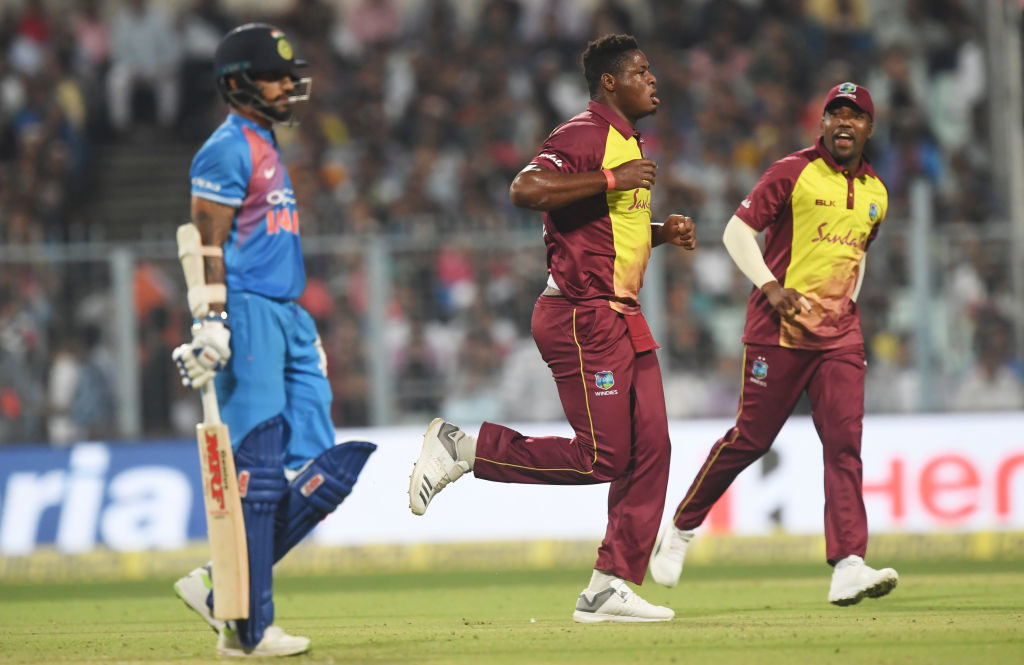 India make heavy weather of Windies win