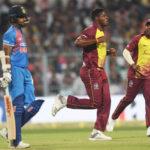 India make heavy weather of Windies win