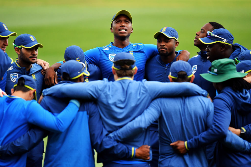 Proteas must scar Aussies - Symcox