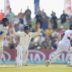 Debut ton, two catches, stumping for Foakes