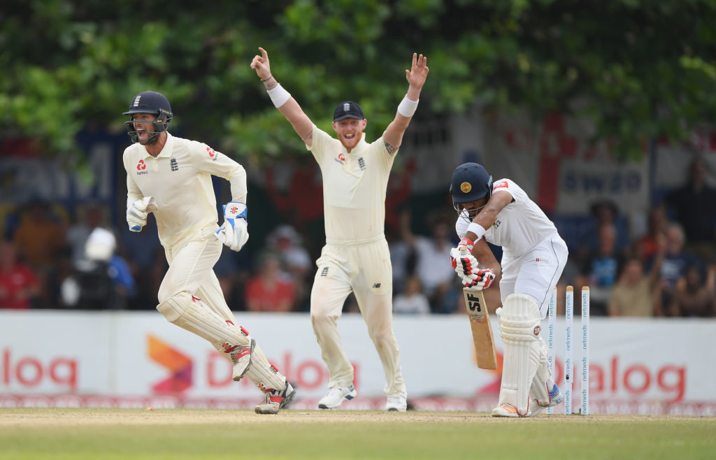 England wrap up 1st Test in four days