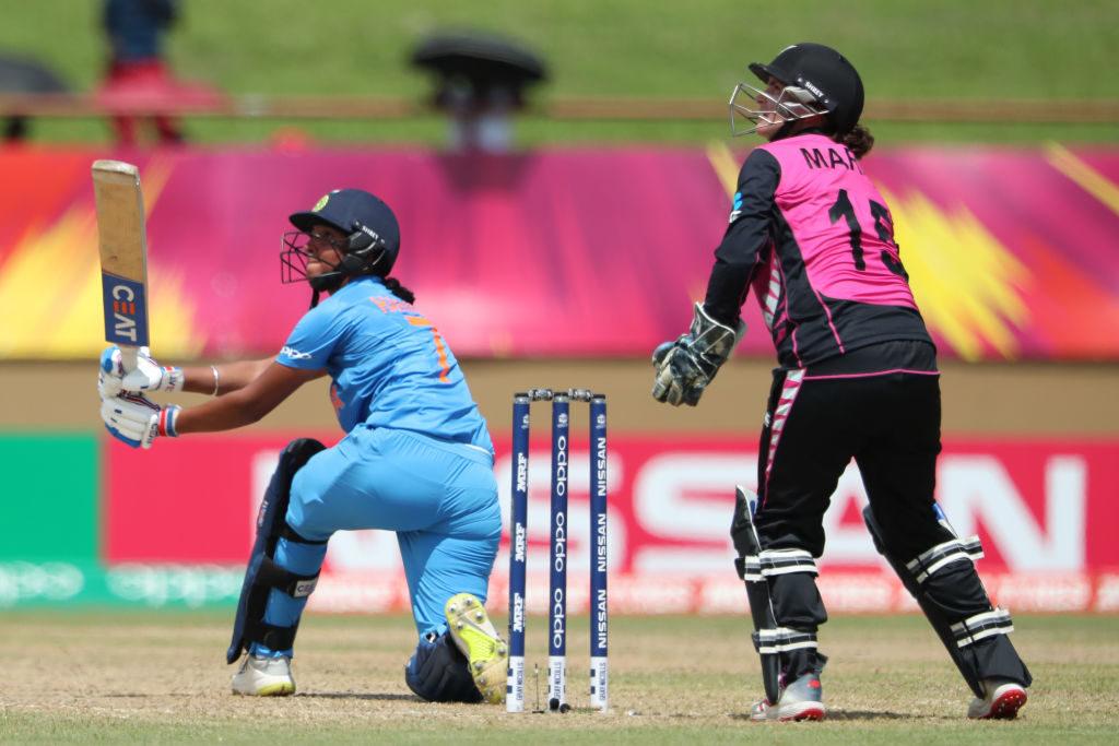 Kaur's ton India crushes Kiwis