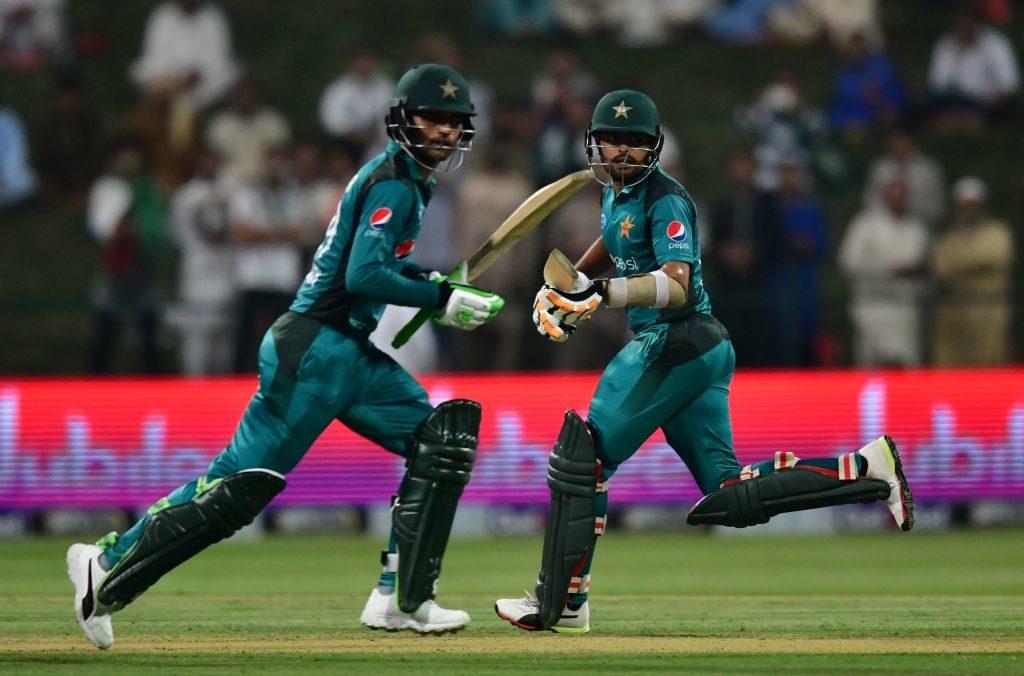 Pakistan run Black Caps ragged to level series