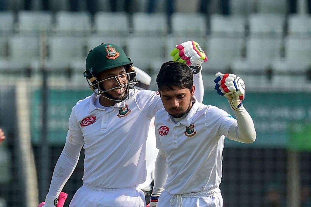 Bangladesh bounce back with twin tons