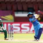 India Women triumph by seven wickets