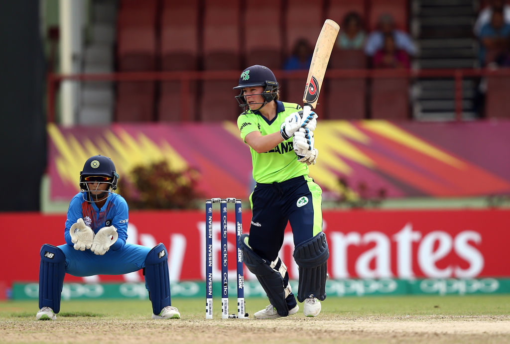 India seal semi-final spot with comfortable win over Ireland