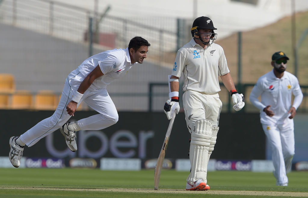 Abbas out of Boxing Day Test