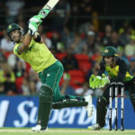 Proteas post 108-6 against Aussies