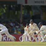 Jennings snaps up four catches vs Sri Lanka