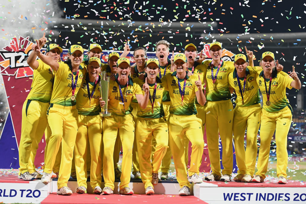 Aussie Women rule World T20