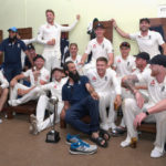 England rise to second on Test log