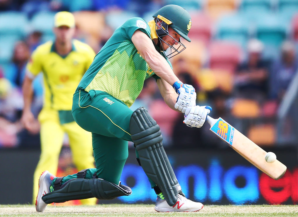 Miller recognises 'stepping stone to World Cup'