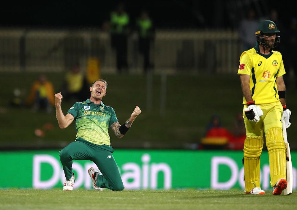Proteas break ODI series drought in Aus