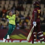 Shabnim walks the talk against Windies
