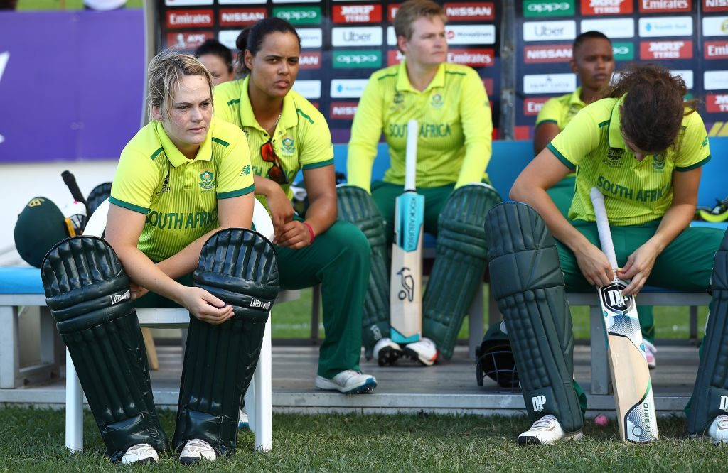 Series defeat for Proteas Women