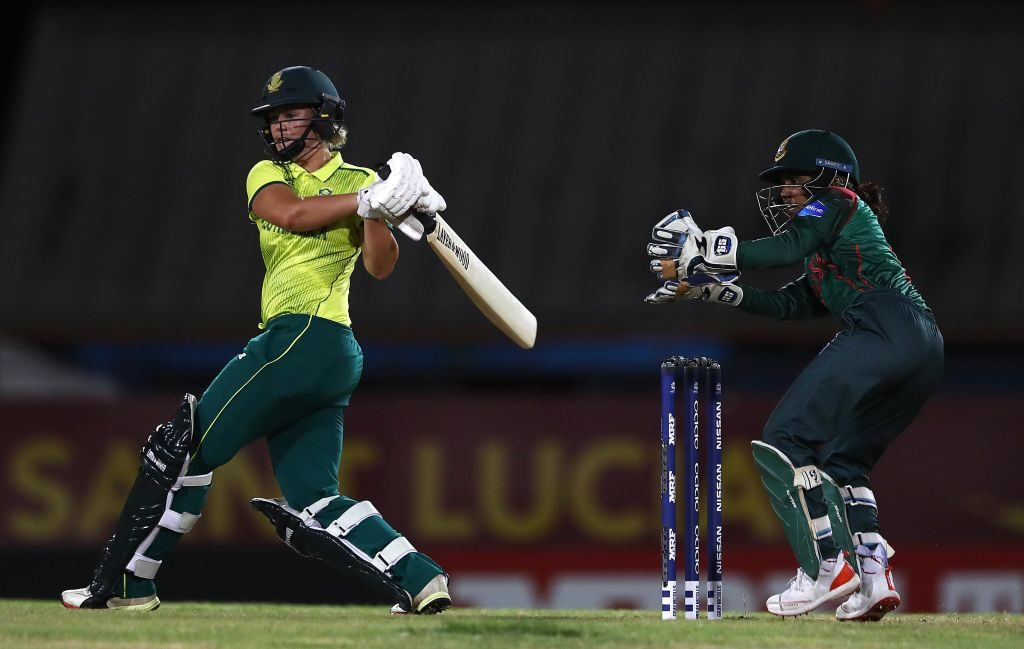 Proteas Women sign off with positive display