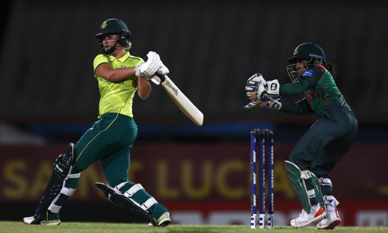 Proteas Women sign off with positive display against Bangladesh