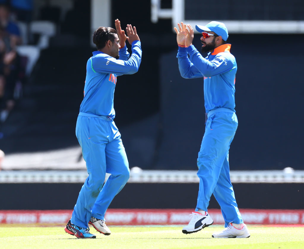 India wallop Windies to win ODI series