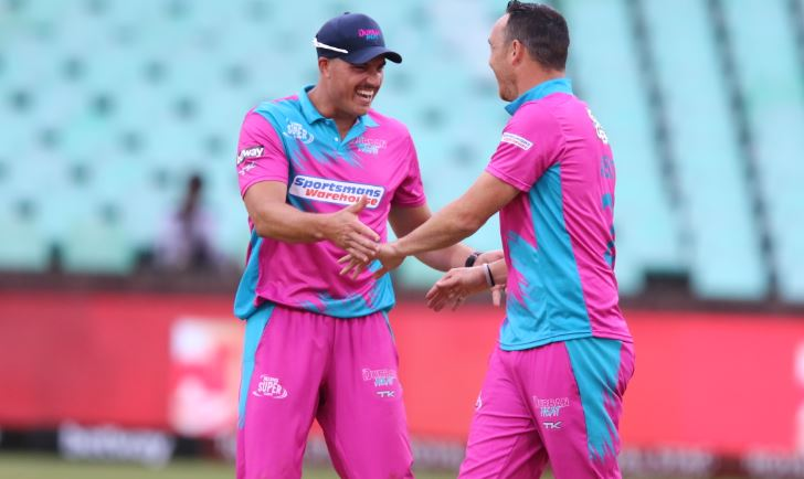 Abbott: Marchant deserved more wickets