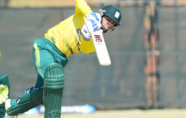 Ackerman retains SA Invitation XI captaincy