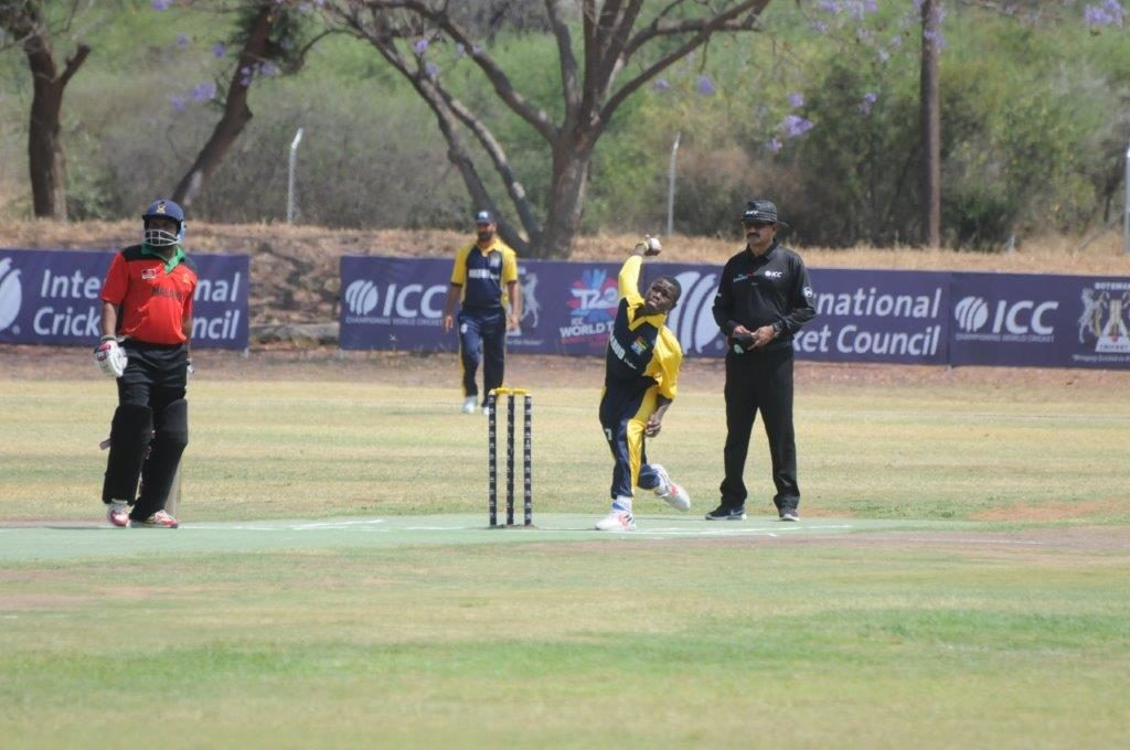 Botswana, Namibia into Africa finals