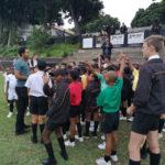 Heat bringing its colour to KZN schools