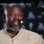 Watch: I'd love to be an MSL manager - Moroe