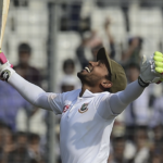 Mushfiqur goes old school in record ton