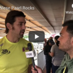 Watch: David Wiese, Paarl Rocks