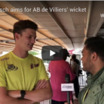 Watch: Bosch wants AB's wicket