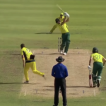 Watch: Proteas beat Cricket Australia XI