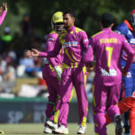 Fortuin, Faf douse high-flying Blitz