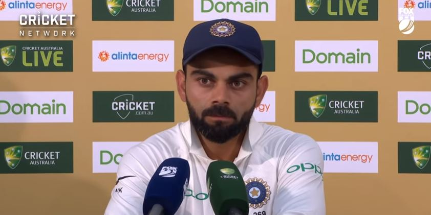 Kohli: Test final cannot decide world's best team