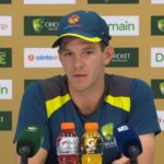 Watch: Paine proud of Aussies' behaviour