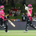 Perry powers Sixers to victory