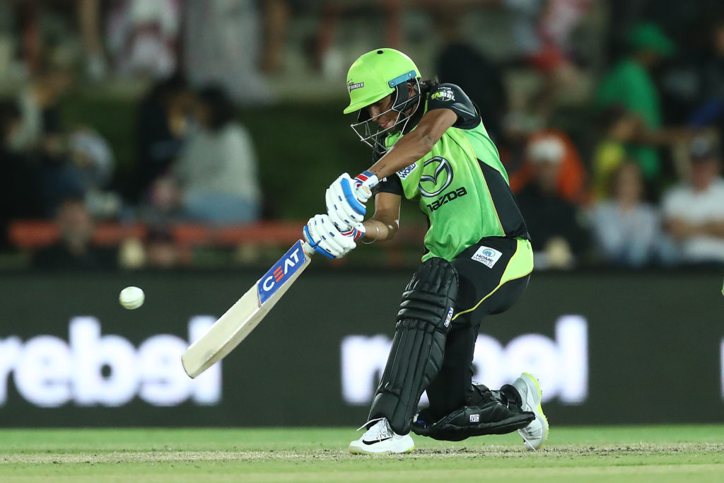 Indian batters make a mark on WBBL