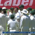 Watch: Steyn breaks record