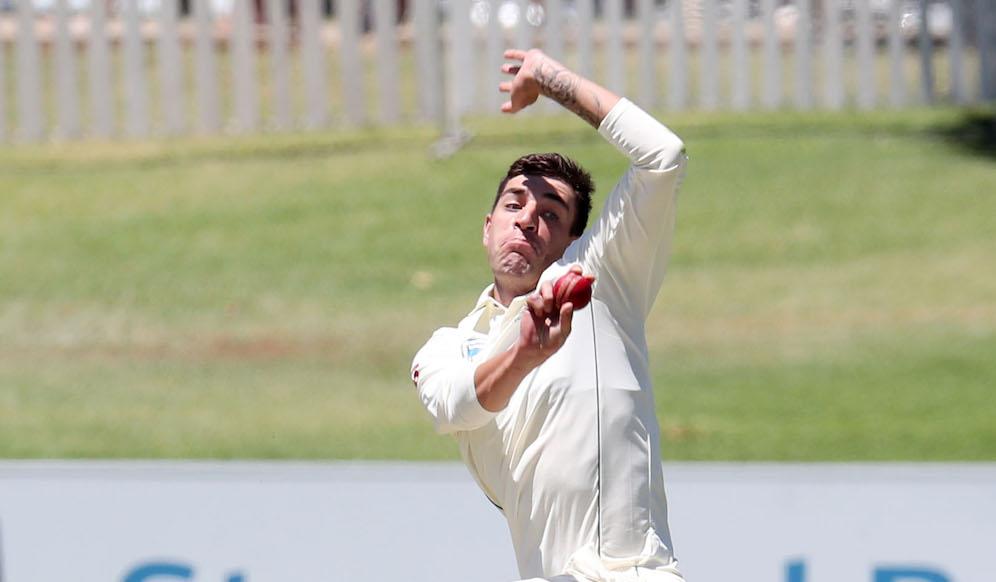 Olivier's maiden five-for stuns Pakistan