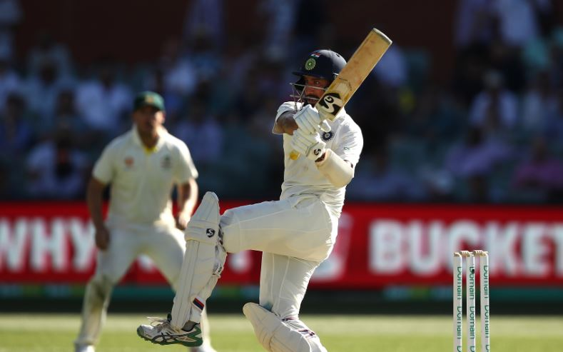 Ton for Pujara but Aussies on top