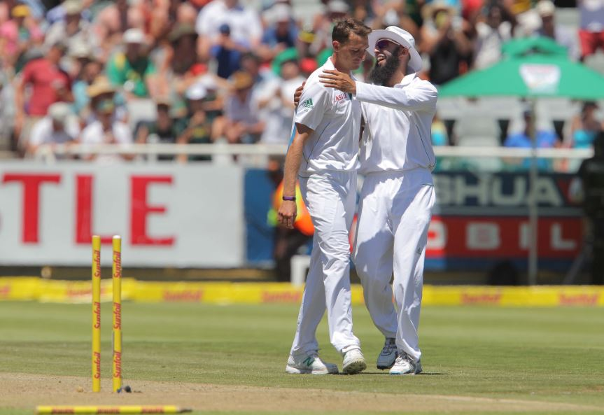 Steyn's milestone victims: first to 400th