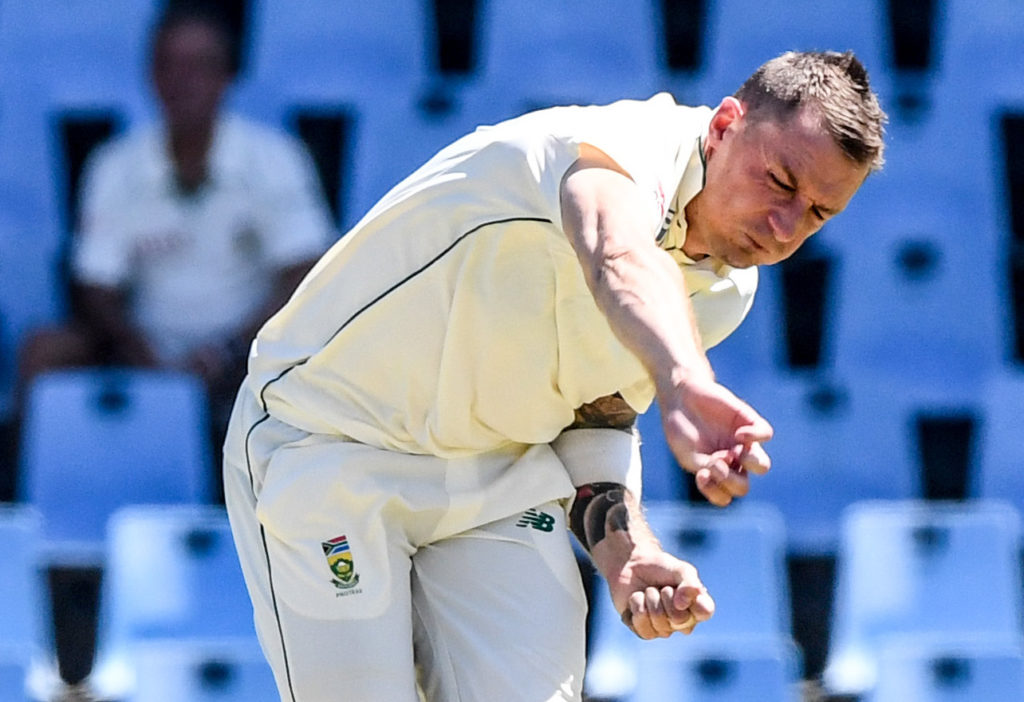 Ntini: Steyn's record not a baby's work