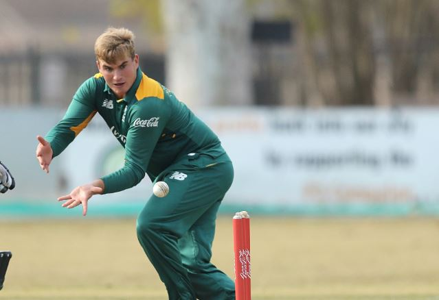 NZ first-class debut for SA's Foxcroft
